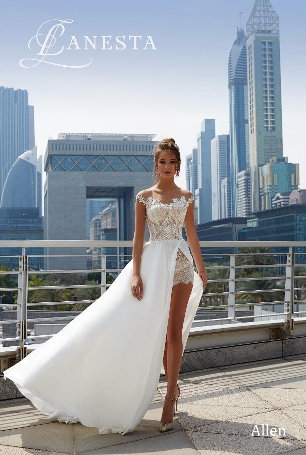 fef7309614 Suknie ślubne - Kolekcja Lanesta Dubaj